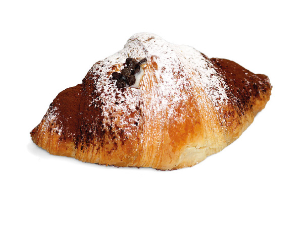 Croissant alla ricotta