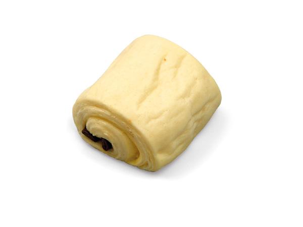 Fagottino con barrette di cioccolata (pain au chocolat)